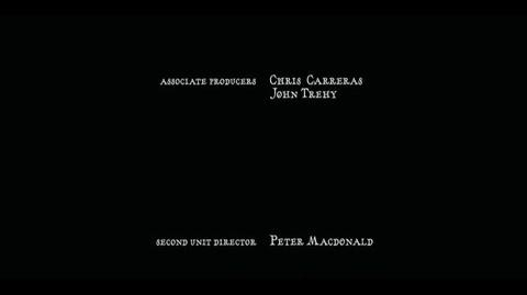Harry Potter and the Goblet of Fire - ending credits 2
