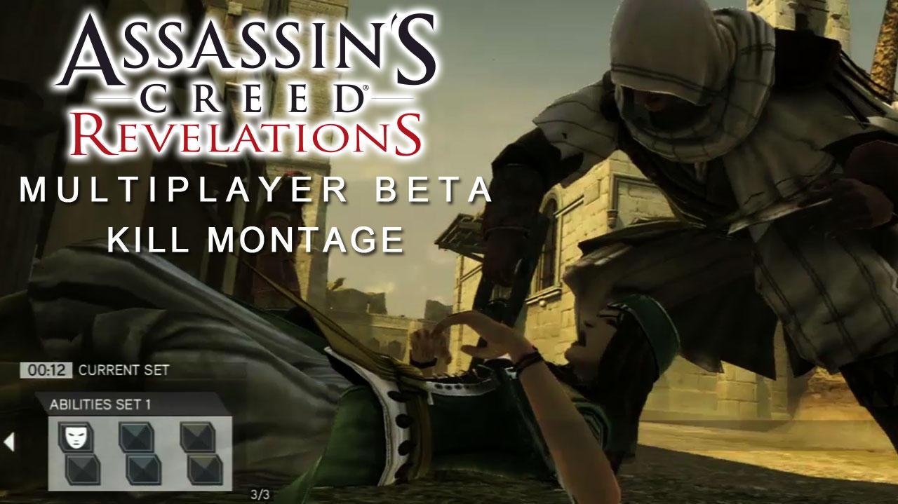 Assassin's Creed Revelations Beta - Kill Montage