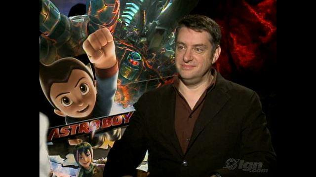 Astro Boy Movie Interview - David Bowers
