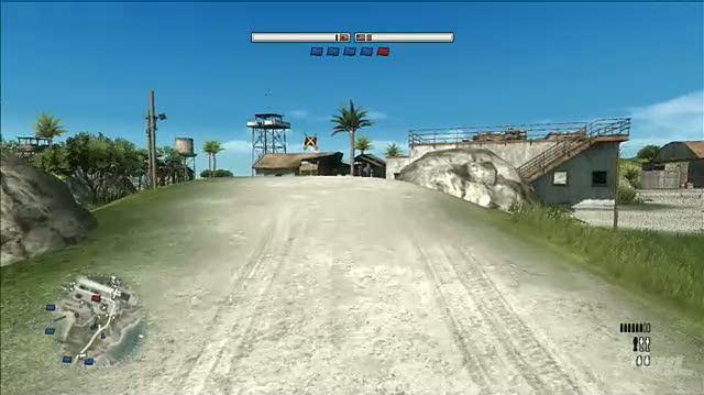 Battlefield 1943 PlayStation 3 Gameplay - Take Em Down