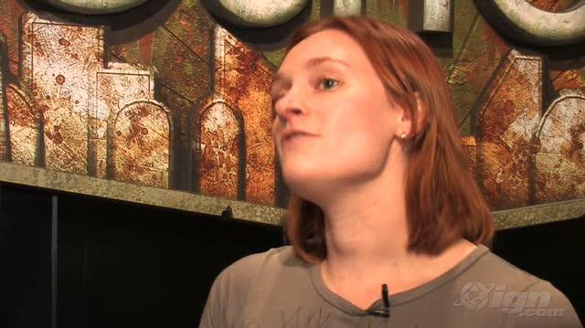 BioShock 2 Xbox 360 Interview - E3 2009 Melissa Miller Interview
