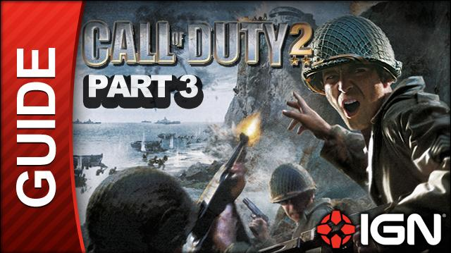 Call of Duty 2 Walkthrough Part 3 - Repairing the Wire - Russian Campaign