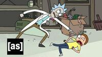 Rick and Morty Forever 100 Years Rick and Morty Adult Swim