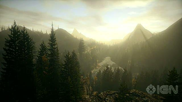 Alan Wake Xbox 360 Video - Tech Featurette