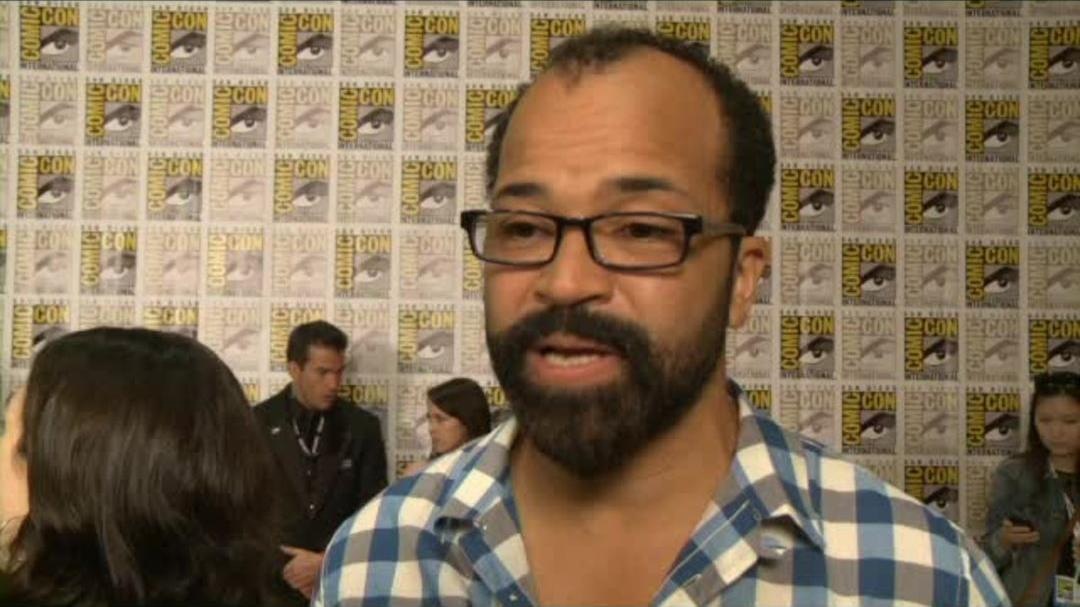 Catching Fire Comic-Con 2013 Interview - Jeffrey Wright