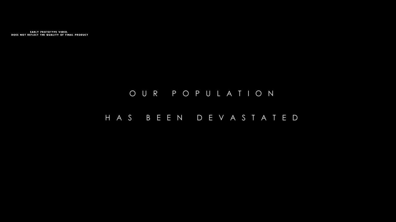 Hawken Story Trailer