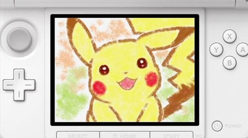 Pokémon Art Academy - E3 2014 Trailer - E3 2014
