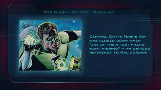 """The Flash S01E22 """"Rogue Air"""" - Fan Brain"""