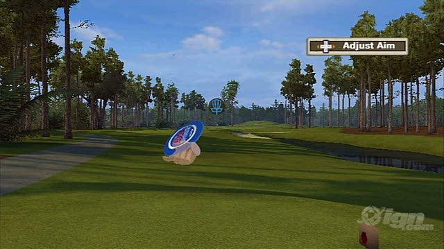 Tiger Woods PGA Tour 10 Nintendo Wii Trailer - Disc Golf
