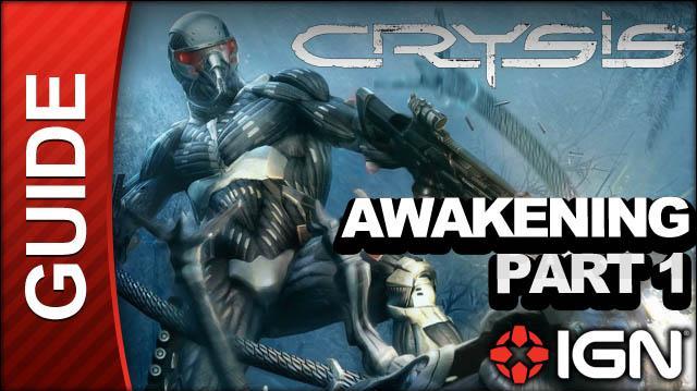 Crysis - Awakening Part 1 - Walkthrough