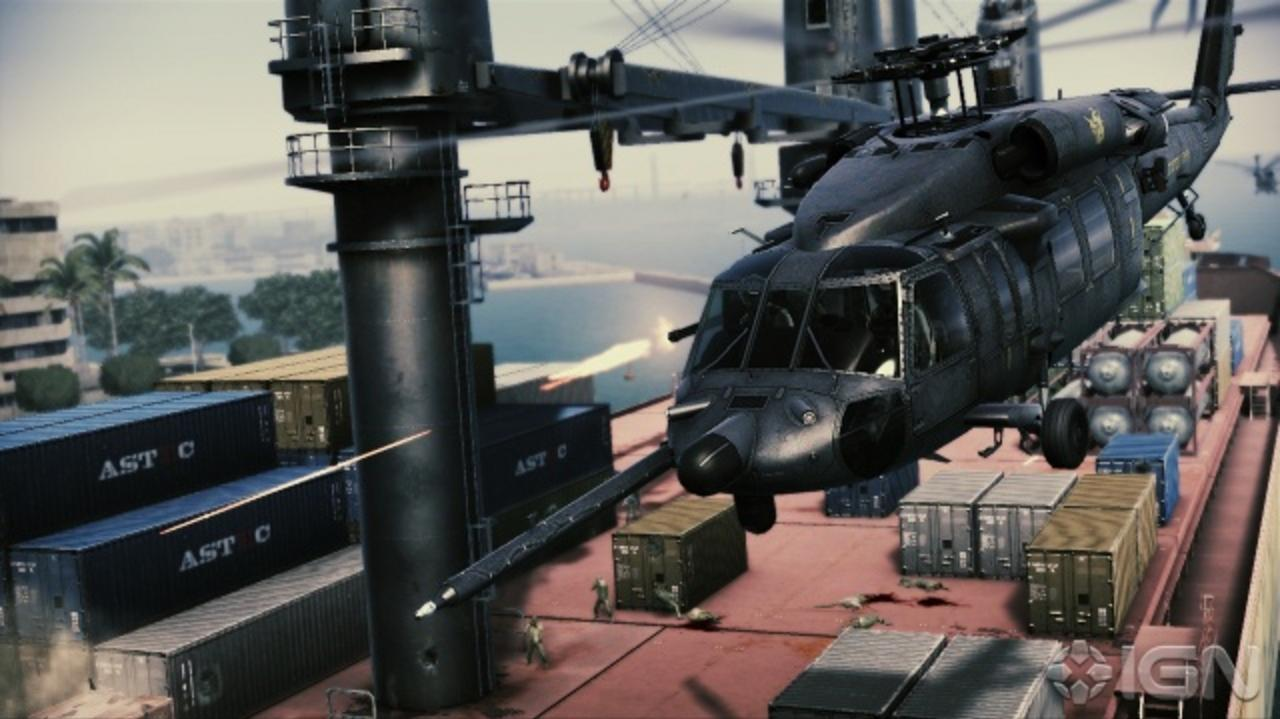 E3 2011 Ace Combat Assault Horizon Off-Screen Demo Part 2