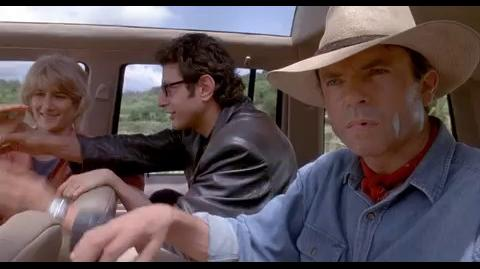Jurassic Park - The chaos theory