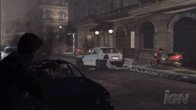 Robert Ludlum's The Bourne Conspiracy PlayStation 3 Gameplay - Shooting