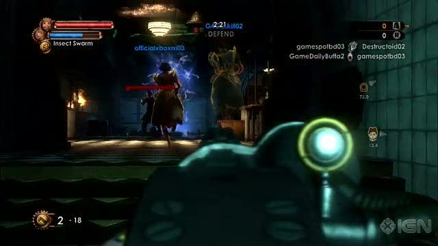 BioShock 2 Video - BioShock 2 Multiplayer Tips