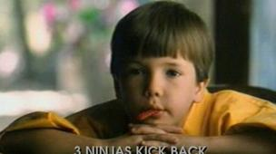 3 Ninjas Kick Back (1994) - Home Video Trailer (e22021)