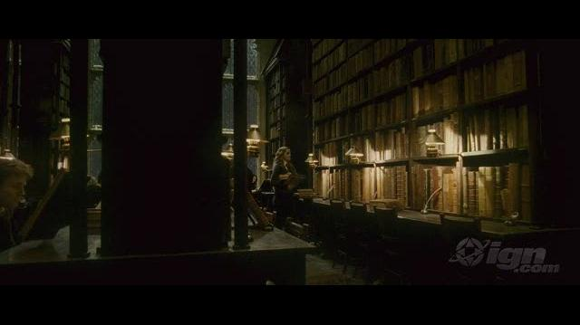 Harry Potter and the Half-Blood Prince Movie Clip - The Chosen One
