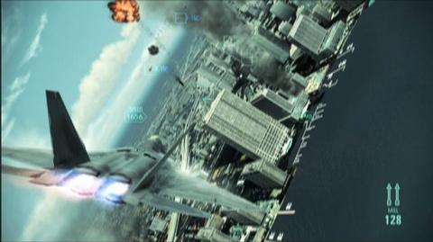 Ace Combat Assault Horizon (VG) (2011) - Announcement trailer 2