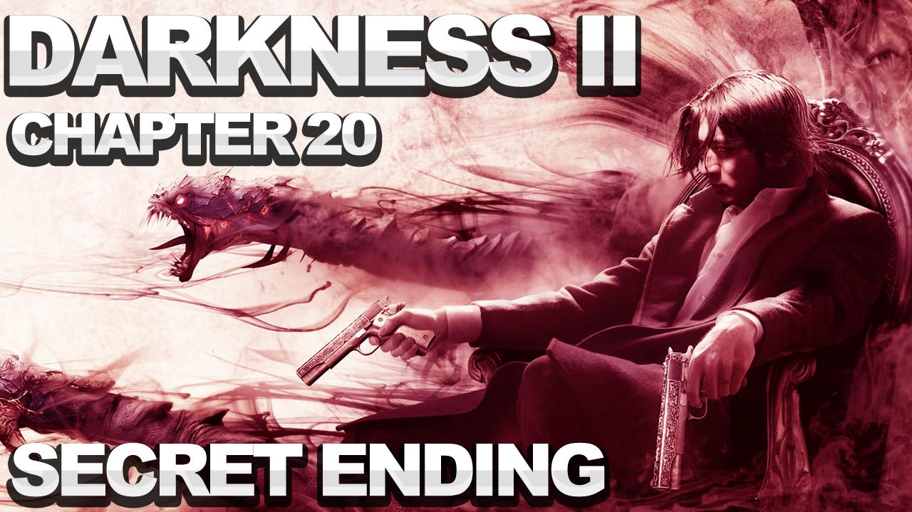 The Darkness 2's Secret Ending