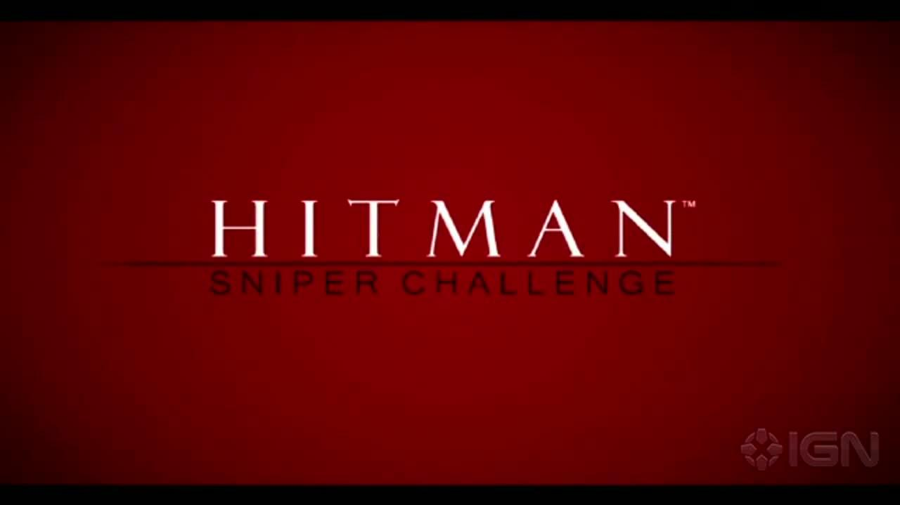 Hitman Absolution The Making of Sniper Challenge