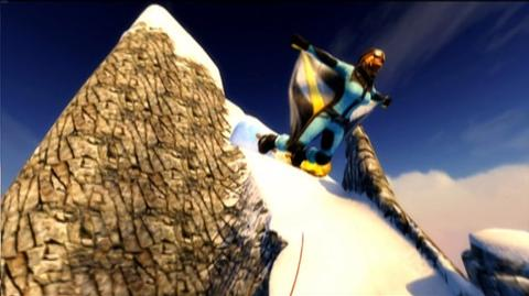 SSX (VG) (2012) - Patagonia trailer