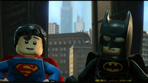 Lego Batman The Movie - DC Super Heroes Unite (2012) - Home Video Trailer 3 for Lego Batman The Movie - DC Super Heroes Unite