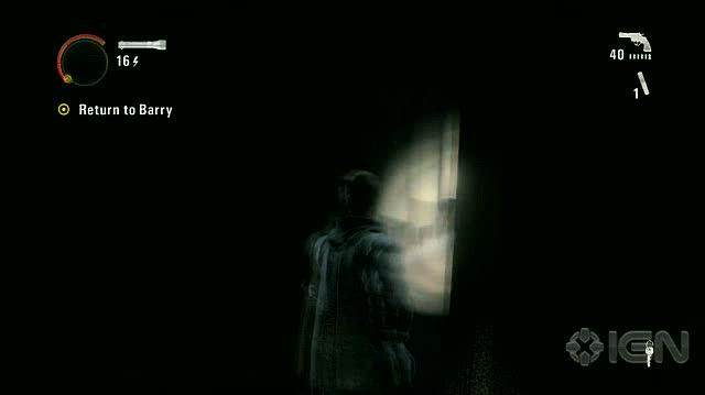 Alan Wake X360 - Walkthrough - Alan Wake - Nightmare Difficulty - Episode 2 - Campground