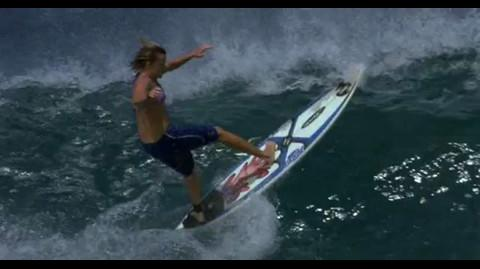 Blue Crush - massage and surfing