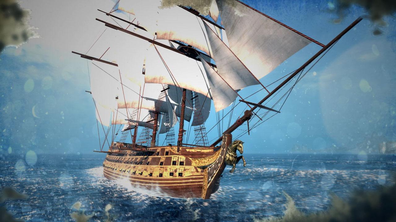 Assassin's Creed Pirates - Naval Combat Trailer