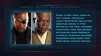 "Fan Brain Daredevil S01E10 - ""Nelson und Murdock"""