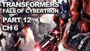 Transformers FoC Walkthrough - Death from Above Ch
