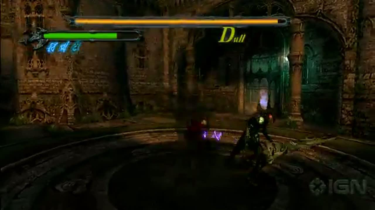 Devil May Cry HD Collection DM1 - Black Knight