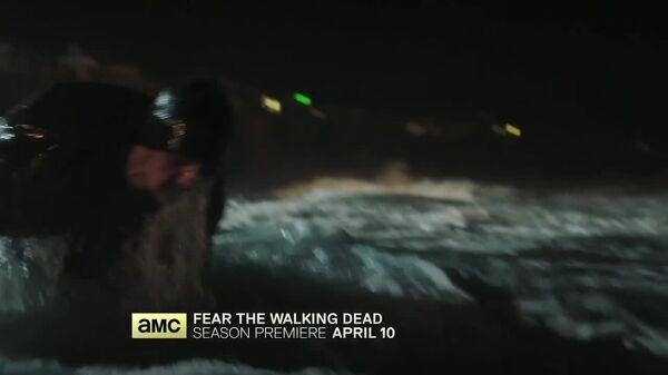 Fear the Walking Dead Season 2 Official Teaser Trailer