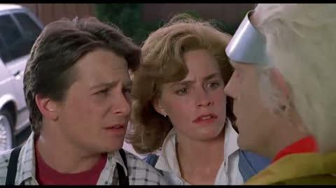 Back to the Future Part II - previously on