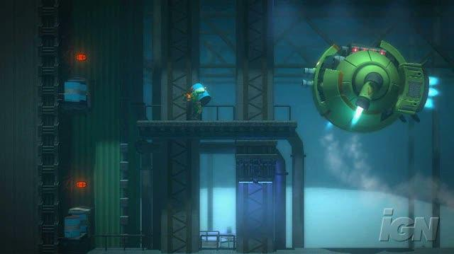 Bionic Commando Rearmed PlayStation 3 Video - Debut Trailer