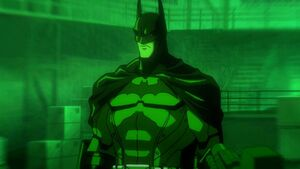 "Batman Assault on Arkham - ""Night Vision"" Clip"
