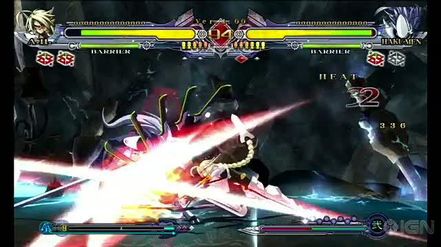 BlazBlue Continuum Shift Video - BlazBlue Continuum Shift Video Review