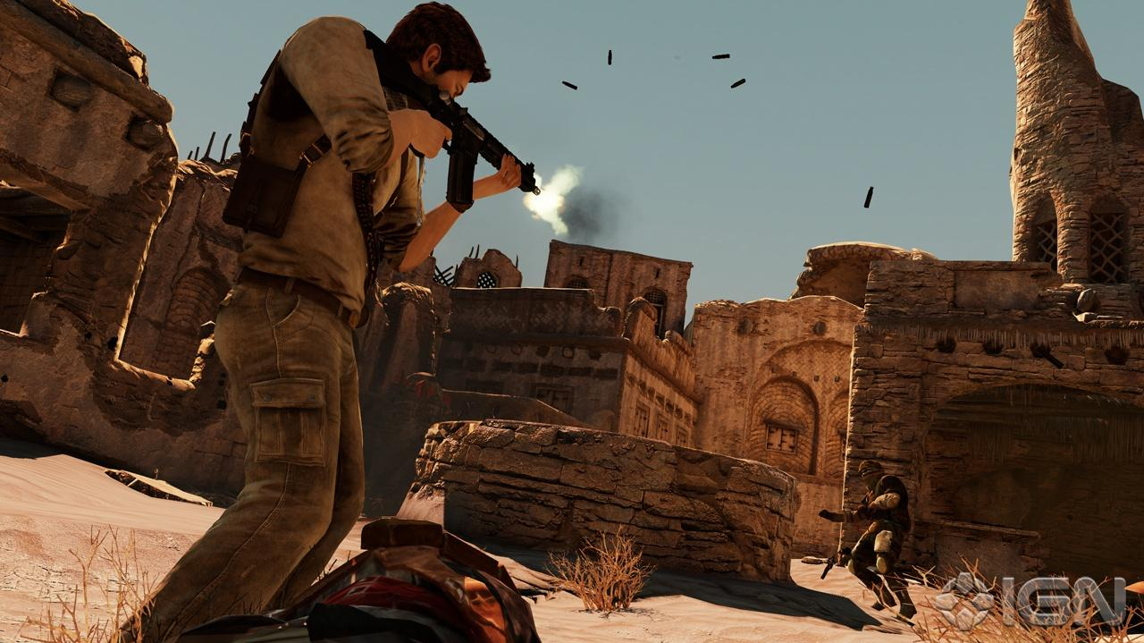 NEWS Uncharted 3 Gets New Trophies and More
