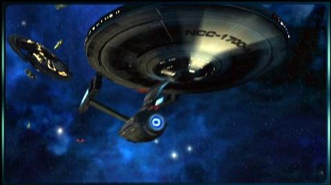 Star Trek Online (VG) (2010) - Shuttle trailer
