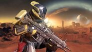 Destiny Crucible Gameplay Mars - Blind Watch - Titanic Defeat - IGN First