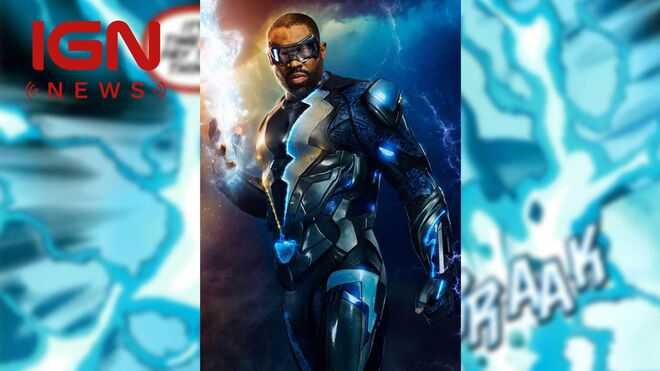 Black Lightning First Look at The CW's New Show - IGN News