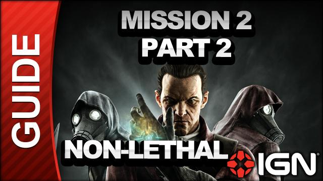 Dishonored - Knife of Dunwall DLC - Low Chaos Walkthrough - Mission 2 Eminent Domain pt 2