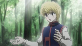Hunter x Hunter - Episode 39 - Wish X And X Promise