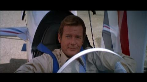 Octopussy (1983) - Clip James Bond Flies A Plane