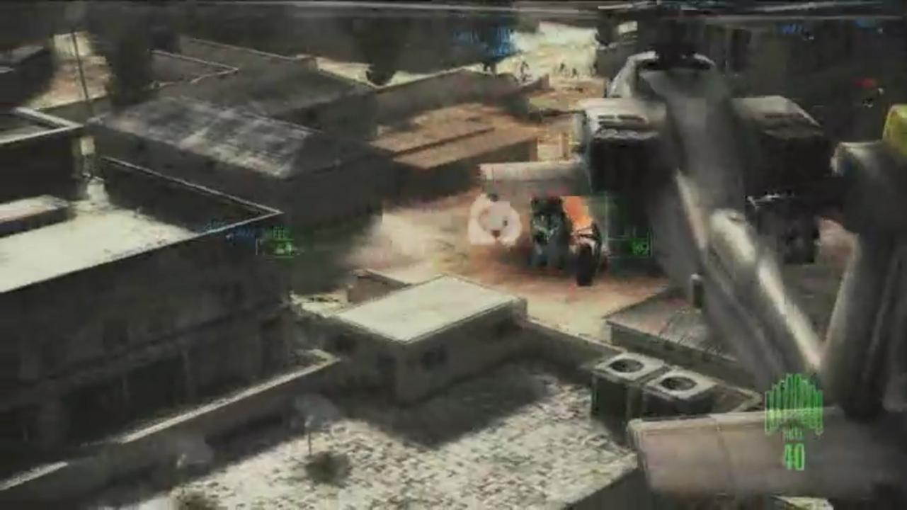 Ace Combat Assault Horizon - TGS 2011 Trailer