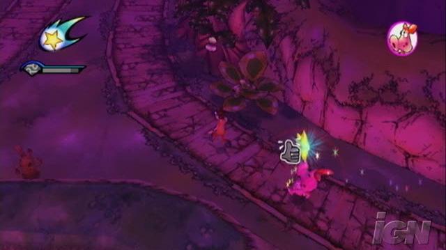 Captain Rainbow Nintendo Wii Video - Press the A button fastest