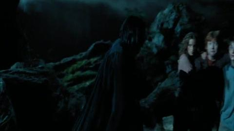 Harry Potter and the Prisoner of Azkaban - Sirius fights Lupin