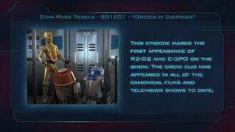 """Star Wars Rebels S01E01 """"Droids in Distress"""" - Fan Brain"""