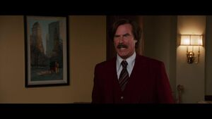 "Anchorman 2 The Legend Continues - ""I Forbid It"" Clip"