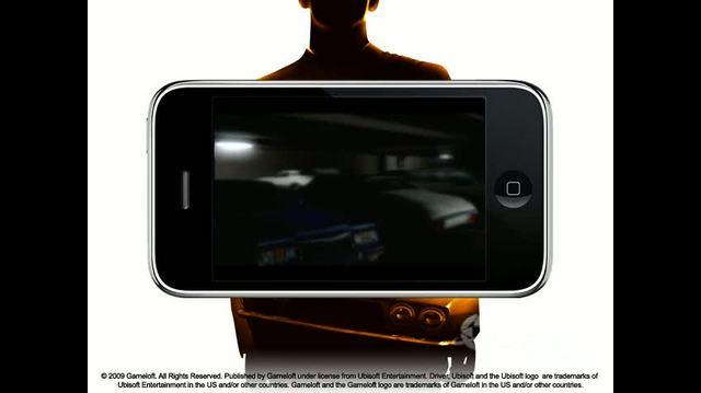 Driver Wireless Game Trailer - Teaser Trailer