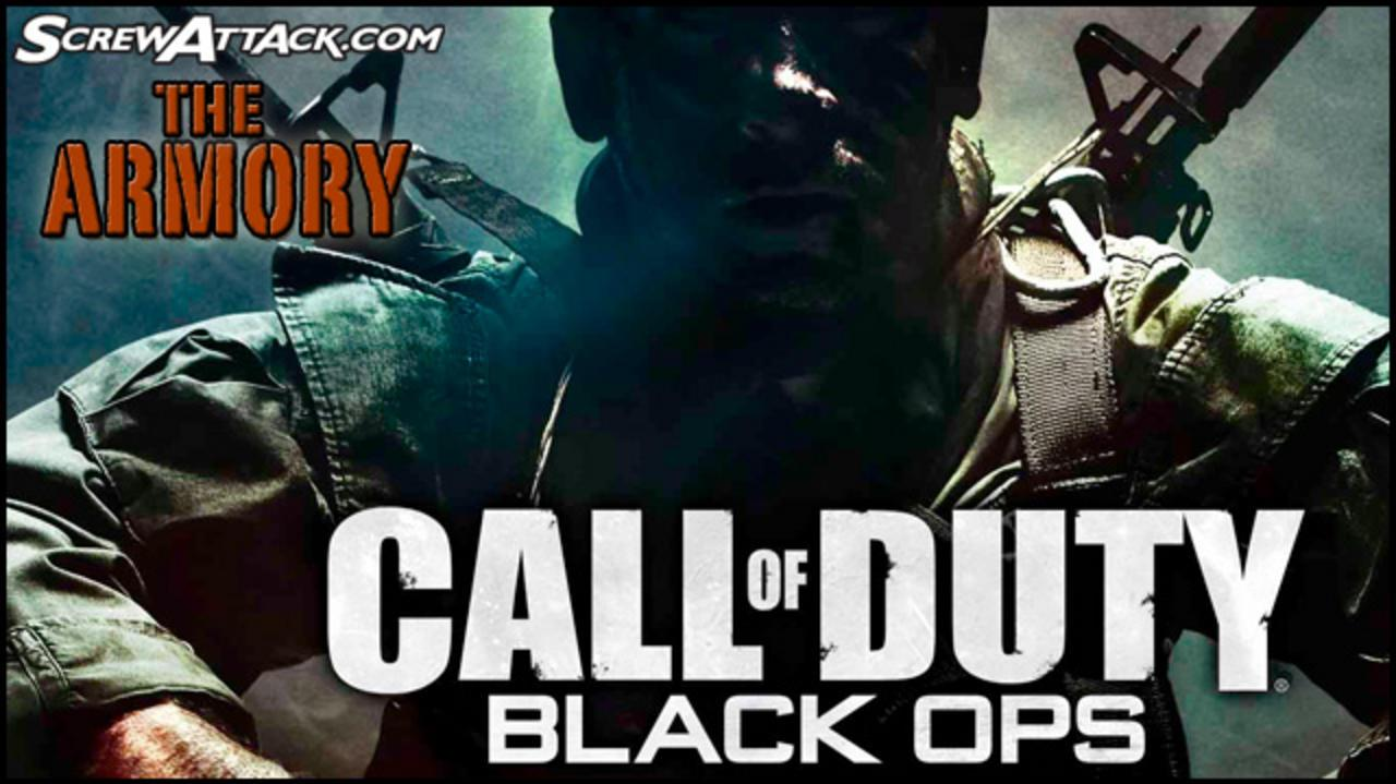 The Armory Call of Duty Black Ops - RC XD